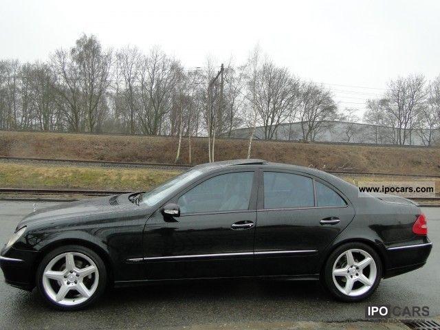 2002 mercedes benz e class 270 cdi avantgarde panoramic for 2002 mercedes benz e class