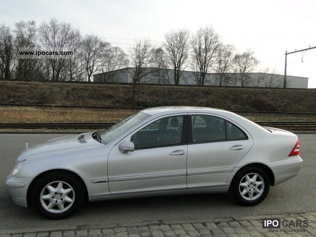 2002 mercedes benz c class 180 kompressor elegance car for 2002 mercedes benz c class