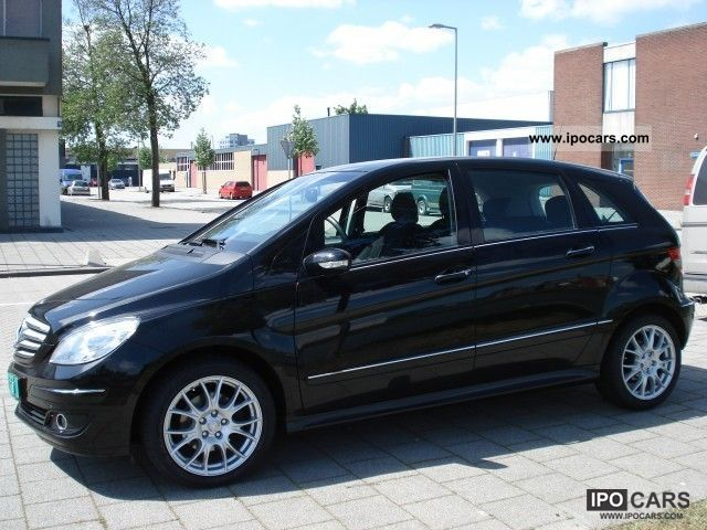 2007 mercedes benz b 180 180 cdi 5drs business class. Black Bedroom Furniture Sets. Home Design Ideas