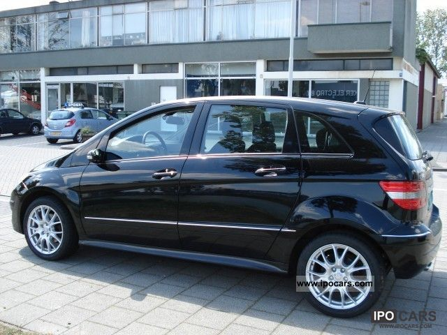 2007 mercedes benz b 180 180 cdi 5drs business class car photo and specs. Black Bedroom Furniture Sets. Home Design Ideas