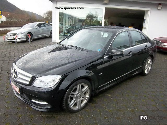 2011 mercedes benz c 220 cdi blueeff autom avantgarde car photo and specs. Black Bedroom Furniture Sets. Home Design Ideas