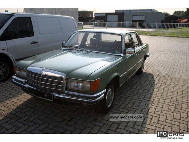 Mercedes-Benz  OTHER SE 280 SE Sedan Automaat 1974 1974 Vintage, Classic and Old Cars photo