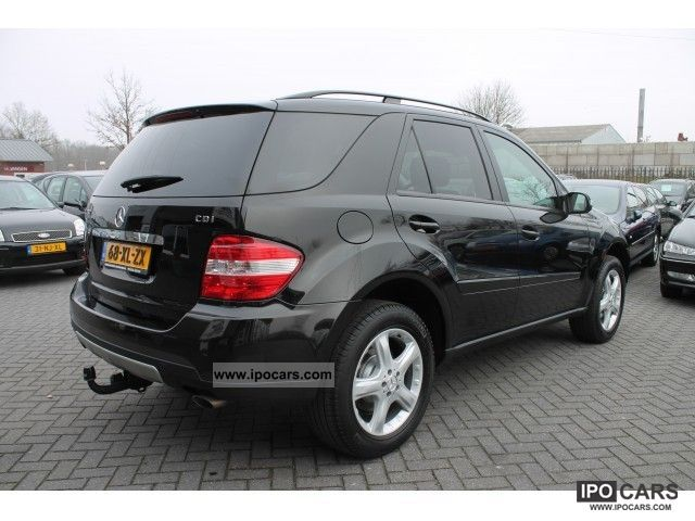 2005 mercedes benz ml 280 280 cdi aut nav empty car photo and specs. Black Bedroom Furniture Sets. Home Design Ideas