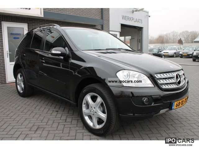 2005 mercedes benz ml 280 280 cdi aut nav empty. Black Bedroom Furniture Sets. Home Design Ideas
