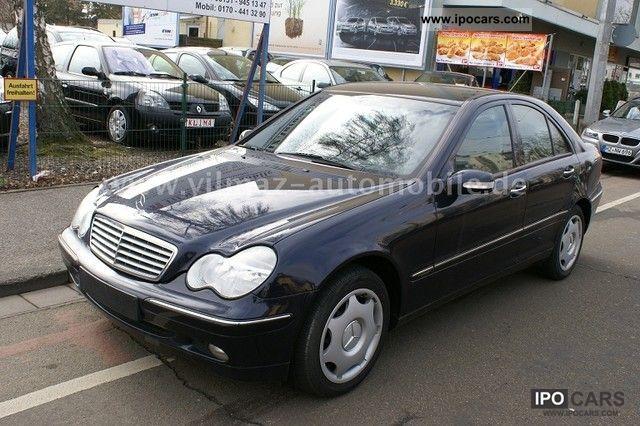 Mercedes C240 Mercedes-benz C-class C240