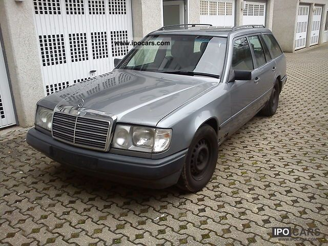 1989 mercedes benz 300 td car photo and specs for Mercedes benz 300 td