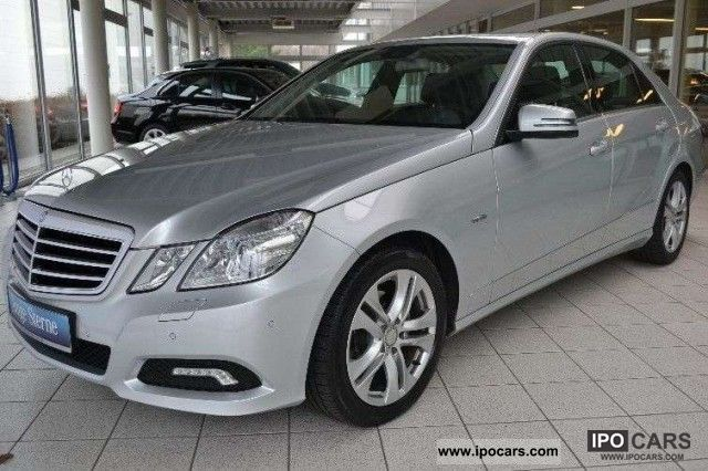 2009 mercedes benz e class e 220 cdi blueefficiency. Black Bedroom Furniture Sets. Home Design Ideas