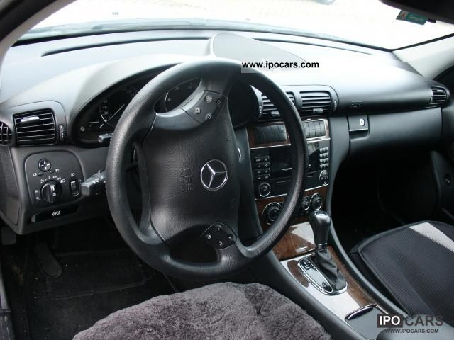 2005 mercedes benz c 220 cdi dpf sport edition car photo and specs. Black Bedroom Furniture Sets. Home Design Ideas