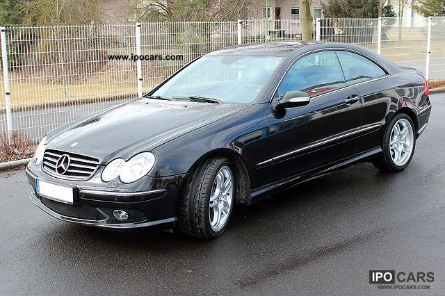 Image gallery 2004 mercedes coupe for 2004 mercedes benz clk500