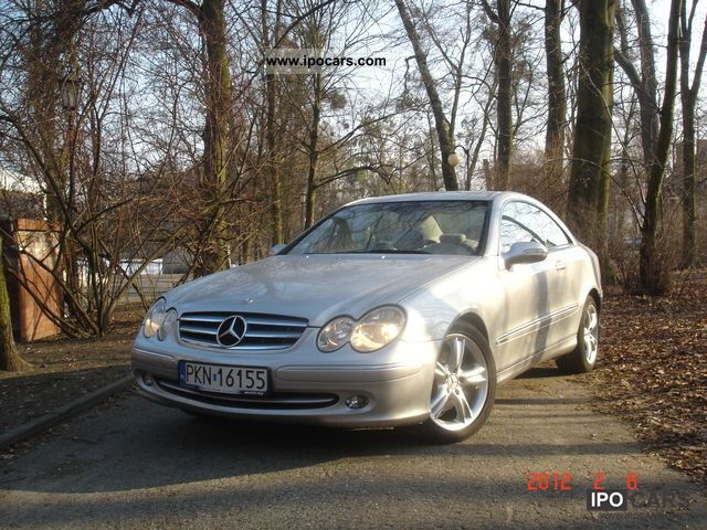 2004 mercedes benz clk 270 car photo and specs. Black Bedroom Furniture Sets. Home Design Ideas
