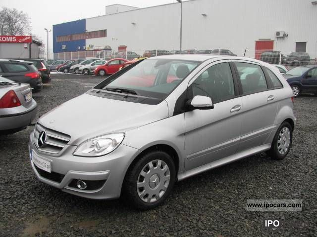 2009 Mercedes-Benz  B 180 2.0CDI ELEGANCE Small Car Used vehicle photo