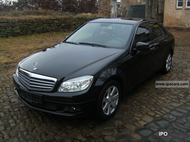 2009 mercedes benz c 220 cdi dpf classic auto car photo. Black Bedroom Furniture Sets. Home Design Ideas