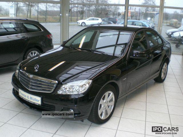 2009 Mercedes Benz C 180 Blueefficiency Car Photo And Specs