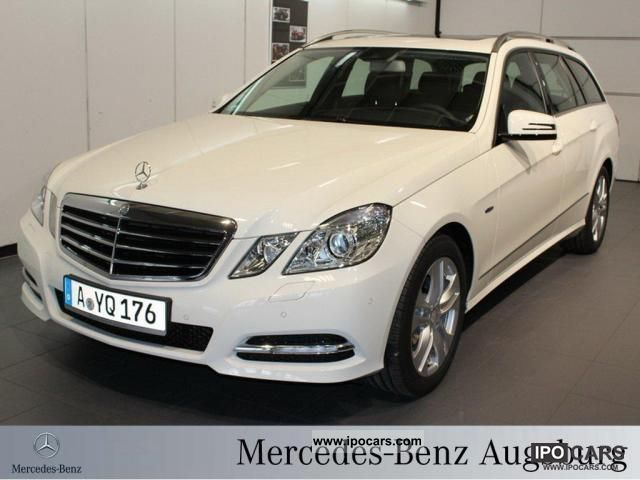 2012 mercedes benz e 220 cdi avantgarde be xenon for Mercedes benz parktronic