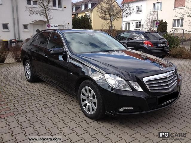 2009 mercedes benz e 220 cdi blueefficiency dpf auto avantgarde car photo and specs. Black Bedroom Furniture Sets. Home Design Ideas