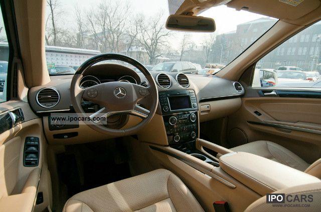 Bmw Pick Up Truck >> 2010 Mercedes-Benz GL 500 - Car Photo and Specs