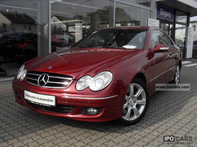 2006 mercedes benz clk 320 cdi avantgarde coupe car photo and specs. Black Bedroom Furniture Sets. Home Design Ideas