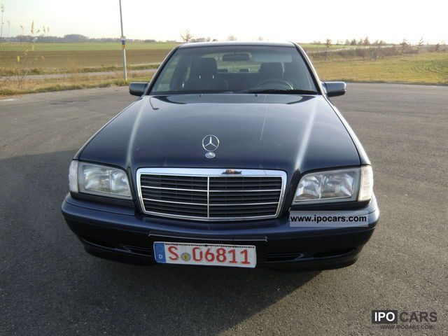 1999 mercedes benz c class c 180 d 3 kat 1 hand 2199 car photo and specs. Black Bedroom Furniture Sets. Home Design Ideas