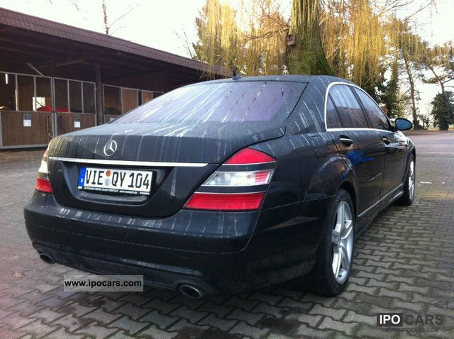 2007 Mercedes Benz S 500 S550 Long Amg Package
