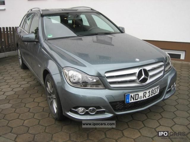 2011 mercedes benz c 180 cdi blueefficiency dpf 7g tronic avantga car photo and specs. Black Bedroom Furniture Sets. Home Design Ideas