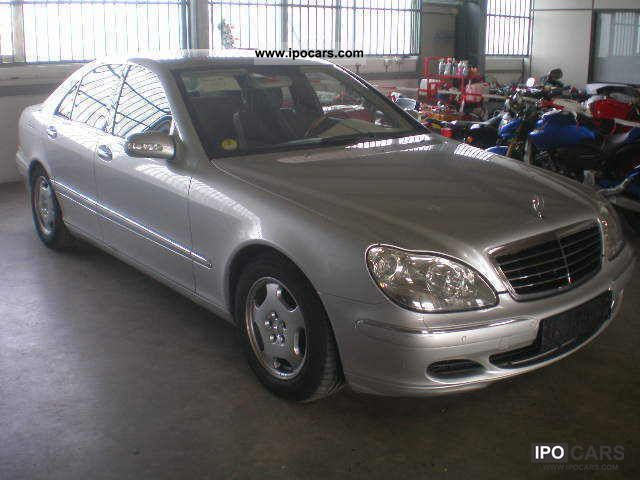 2004 mercedes benz s 400 cdi car photo and specs. Black Bedroom Furniture Sets. Home Design Ideas