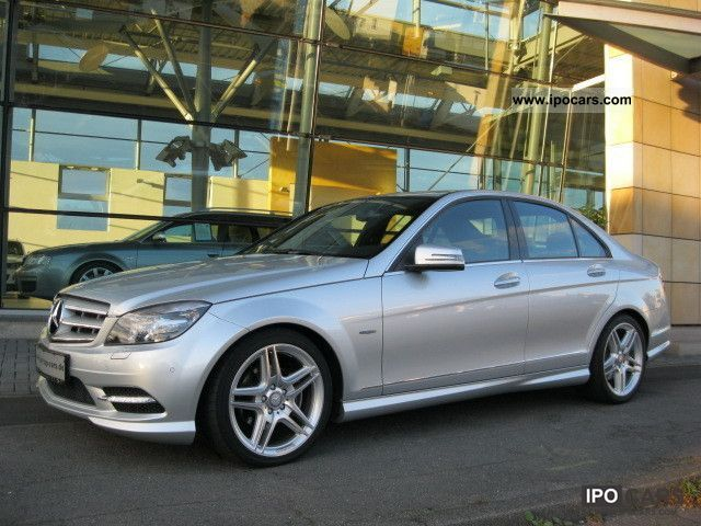 2010 mercedes benz c 200 cdi amg special edition package xenon led 18 car photo and specs. Black Bedroom Furniture Sets. Home Design Ideas