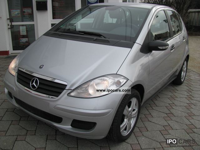 2006 Mercedes-Benz  A 170 km Automatic orig.34000 Other Used vehicle photo