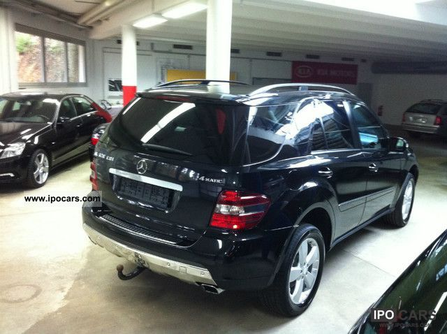 2006 mercedes benz ml 320 cdi 4matic 7g dpf off road sport 1 hand car photo and specs. Black Bedroom Furniture Sets. Home Design Ideas