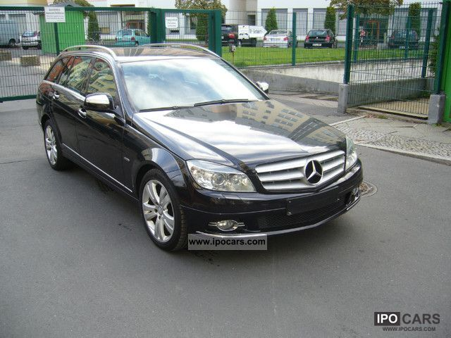 2008 mercedes benz c 200 t cdi avantgarde comand leather xenon 1 hand car photo and specs. Black Bedroom Furniture Sets. Home Design Ideas