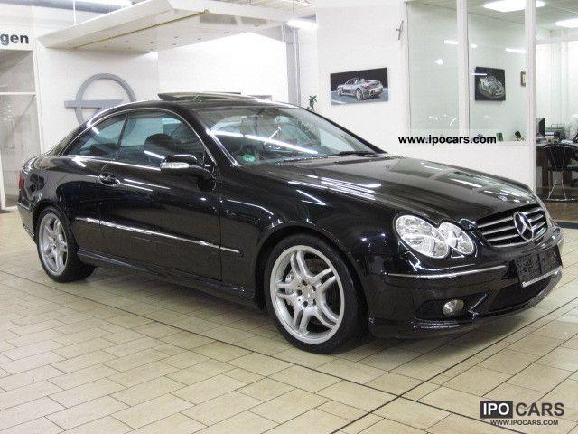 2004 Mercedes Benz Clk 55 Amg Full Leather Comand Tv Egsd