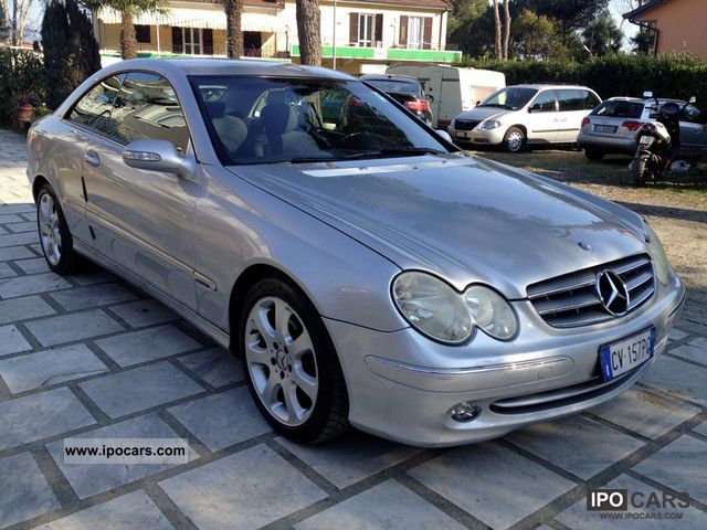 2005 mercedes benz clk 270 elegance car photo and specs. Black Bedroom Furniture Sets. Home Design Ideas