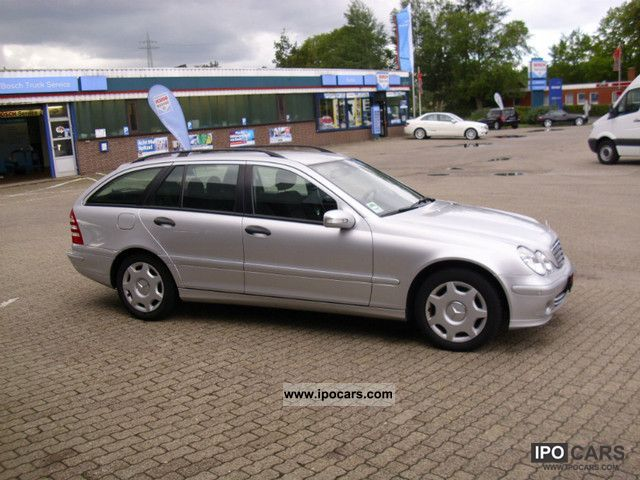 2007 Mercedes-Benz  C 200 CDI Classic Estate Car Used vehicle photo