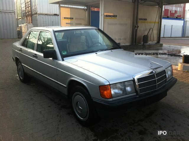 1985 mercedes benz 190 2 hand good condition car for Is mercedes benz a good car