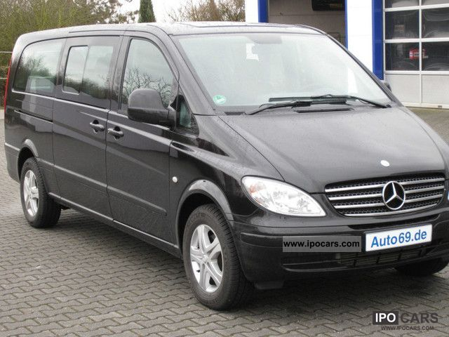 2008 mercedes benz vito 111 cdi car photo and specs. Black Bedroom Furniture Sets. Home Design Ideas