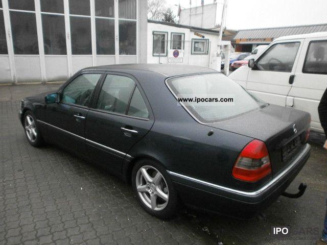 1996 mercedes benz c 250 td elegance car photo and specs. Black Bedroom Furniture Sets. Home Design Ideas