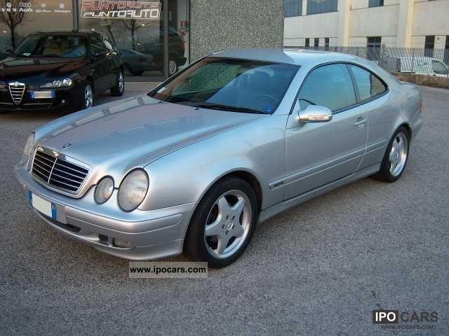 2001 Mercedes Benz Clk 230 Avantgarde Car Photo And Specs