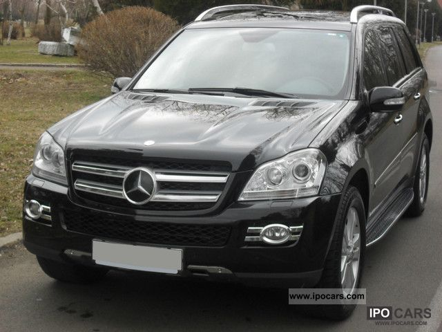 2007 mercedes benz gl 420 cdi 4matic 7 seater airmatic for Mercedes benz 7 passenger