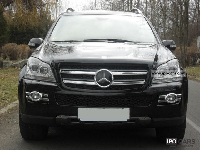 mercedes gl 420 4matic