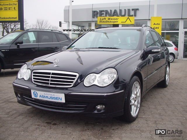 2006 mercedes benz c 320 t cdi avantgarde including 2 years warranty car photo and specs. Black Bedroom Furniture Sets. Home Design Ideas