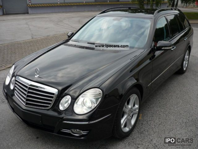 2009 mercedes benz e 280 cdi avtgd 1 hd comand ahk for Plaza mercedes benz service
