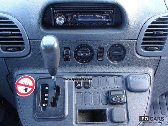 2006 Mercedes-Benz Sprinter 416 CDI Maxi climate Van / Minibus Used