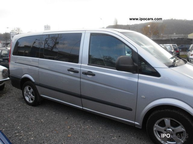 2005 mercedes benz vito 111 cdi car photo and specs. Black Bedroom Furniture Sets. Home Design Ideas