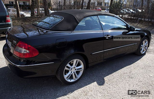 2007 mercedes benz clk 320 cdi avantgarde car photo and for 2007 mercedes benz clk