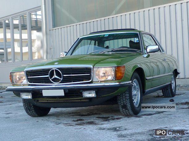 1979 MercedesBenz 450 SLC  Car Photo and Specs