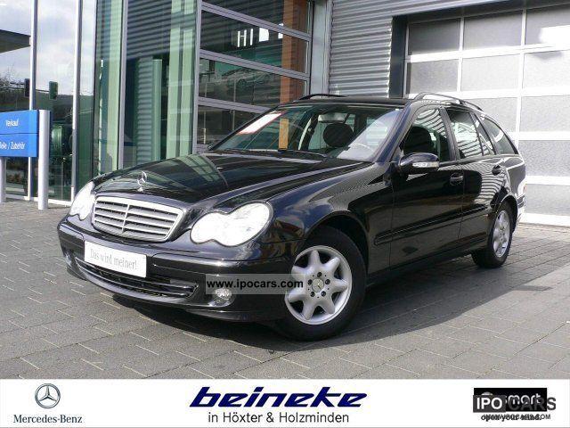 2006 Mercedes-Benz  C 200 CDI Estate Automatic. / Comand / DPF / Air / EFH. Estate Car Used vehicle photo