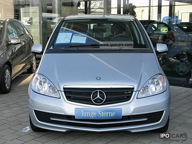 2009 Mercedes-Benz  A 170 Classic ECO start-climate seat comfort package Limousine Used vehicle photo