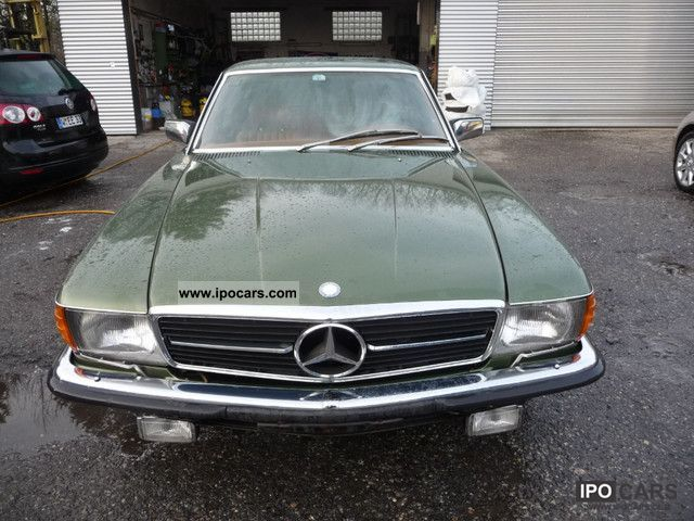 1977 mercedes benz 450 slc auto leather ssd 2 hand car for Mercedes benz leather