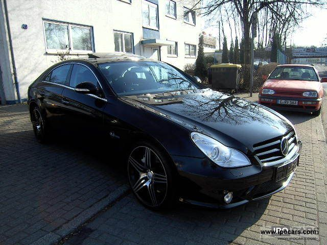 2005 mercedes benz cls 55 amg automatic full keyles go airmatic top car photo and specs. Black Bedroom Furniture Sets. Home Design Ideas
