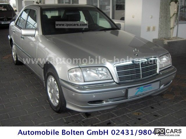 2000 Mercedes-Benz  C 200 Elegance Auto PTS 1.Hand Other Used vehicle photo