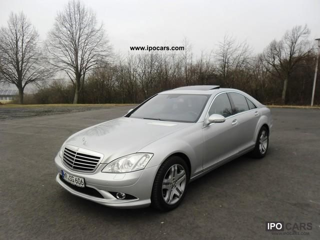 2008 Mercedes-Benz  * S 350 AMG styling * Leather * Navigation * Xenon Limousine Used vehicle photo